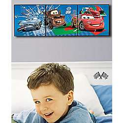Disney Cars Box Art £3 / £6 delivered sold by Graham & brown @ Tesco