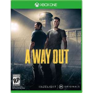 A Way Out for Xbox One, £19.95 with Facebook 5% off Digital Code (£20.99 without) @ Cd Keys