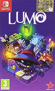Lumo [Nintendo Switch] £17.99 at Amazon and Game (Amazon +£1.99 for non-Prime)