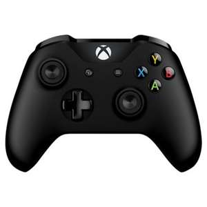 Xbox One Official Wireless controller - Black or Red  + Venom Twin Dock Charging Station White Edition Xbox One at Tesco Direct for £45