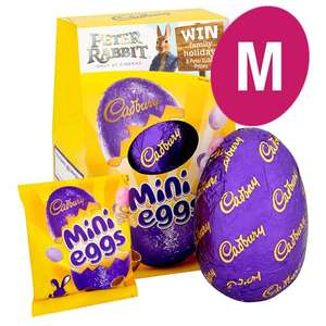 Easter eggs 50% off @ Tesco from 3rd April
