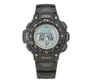 Casio Sport Men's Triple Sensor Digital Strap Watch £56.99 @ Argos RRP: £149.99
