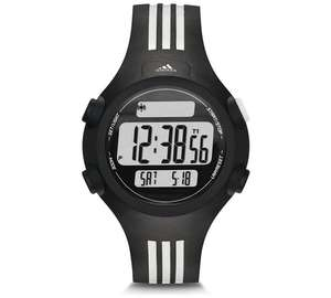 Adidas Unisex ADP6085 Questra White Stripe Strap Watch £11.99 @ Argos
