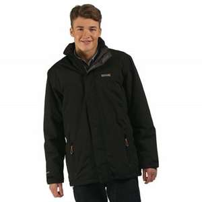 Regatta Thornridge black \ iron \ navy \ red waterproof jacket S,M,L,XL,XXL £28 was £70 @ Debenhams