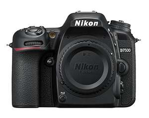 Nikon D7500 down to £869.99 less £85 instant discount now £784.99 at Amazon