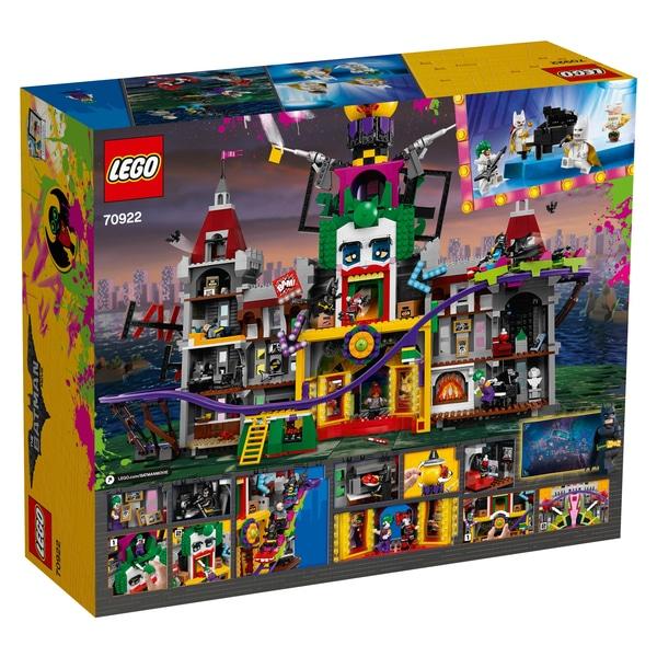 Lego Batman Movie Joker Manor - 70922 £166.49 at Smyths Toys