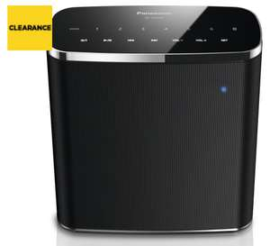 PANASONIC SC-ALL05EB-K Portable Wireless Smart Sound Multi-Room Speaker - (Black/White) + 3 Months Free Deezer Premium £66.97 (RRP £199) @ Currys - collection only