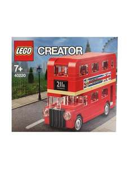 Lego Creator 40220 London Bus V29.  £13 House Of Fraser -  Retired product - £2 c&c