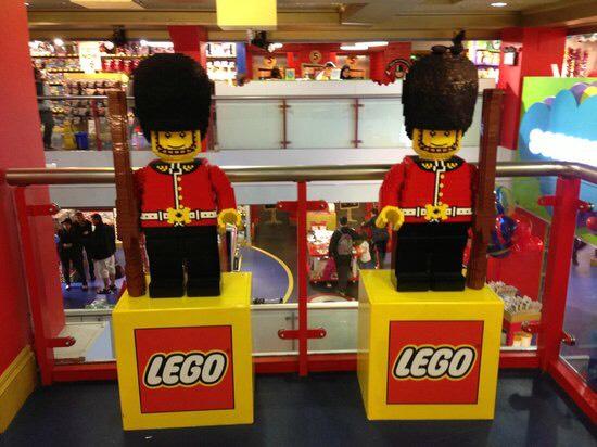 Hamleys Sale Lego - prices start at £6.40