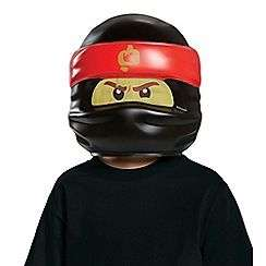The LEGO Ninjago Movie Kai Ninja Mask £3 @ DEBENHAMS - Free c&c with code