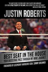 Kindle deal - Best Seat in the House by Justin Roberts, former WWE announcer 75p @ Amazon £0.75