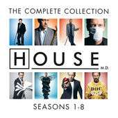 House, The Complete Collection £19.99 @ itunes