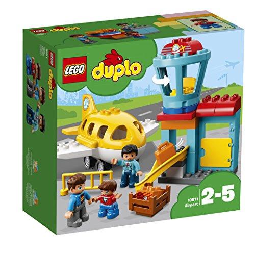 LEGO 10871 Duplo Town Airport £11.99 prime / £16.64 non prime @ Amazon