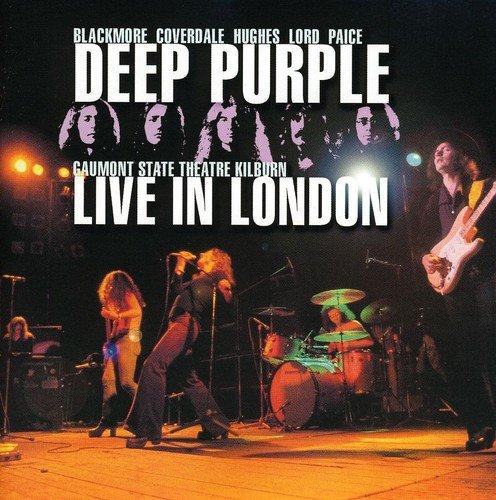 Deep Purple Live In London 2CD Remaster £3.96 PRIME (£4.95 NON PRIME) @ Amazon