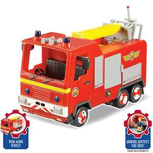 Fireman Sam Jupiter Vehicle £7.98 prime / £11.97 non prime @ Amazon