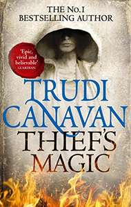 Thief's Magic (Millennium's Rule Trilogy #1) by Trudi Canavan 99p on Kindle @ Amazon