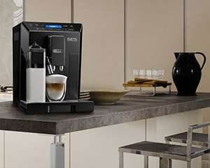 De'Longhi ECAM44.660.B Eletta Bean to Cup Coffee Machine, 1450 W - Black [Energy Class A] at Amazon for £429.99