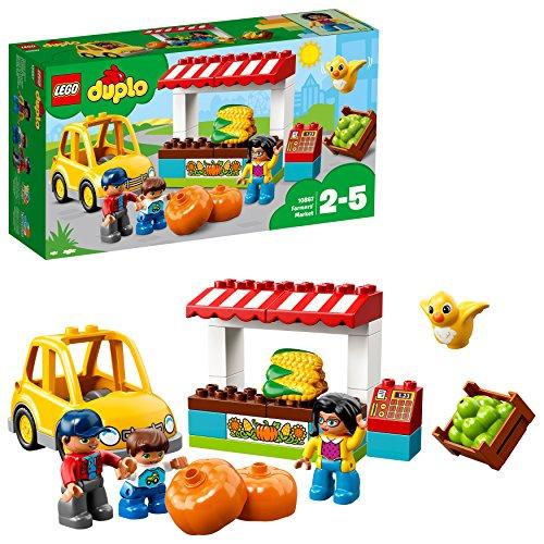 LEGO 10867 Duplo Town Farmers Market £11.99 prime / £16.74 non prime @ Amazon