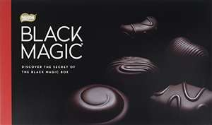Black Magic Medium Chocolate Carton, 348g (Pack of 4) £8.52 prime / £13.27 non prime amazon