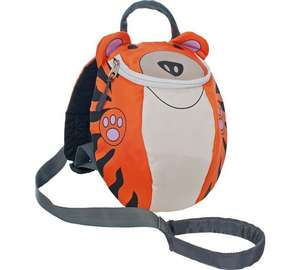 Trespass Tiger Reins Backpack now £4.99 at Argos (more options incl. Butterfly & Rabbit in post)