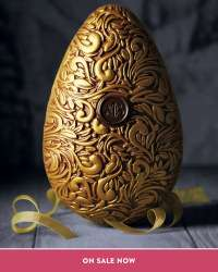 Exquisite Imperial Easter Egg £3.99 instore only @ Aldi