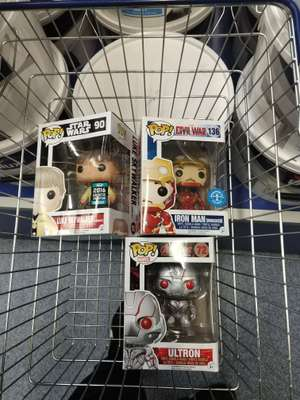POPS £4.99 @  B&M LOADS OF EXCLUSIVES