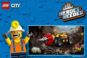 FREE Lego City Mini Build In Selected Smyths Toys Stores (Various Dates)