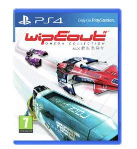 Wipeout Omega Collection PS4 £13.99 @ Argos