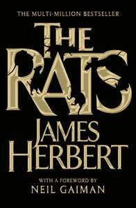 The Rats (Rats Trilogy #1) by James Herbert 99p on Kindle @ Amazon