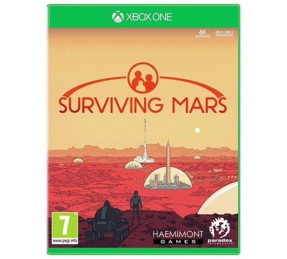 Surviving Mars Xbox One Game £23.99 @ Argos