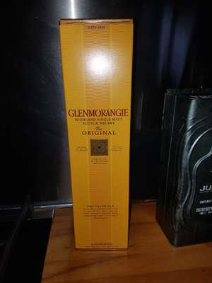 1ltr Glenmorangie scotch whiskey £30 @ Sainsbury's