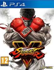 Street Fighter 5 (Ex rental) PS4 £9.99 @ Boomerang