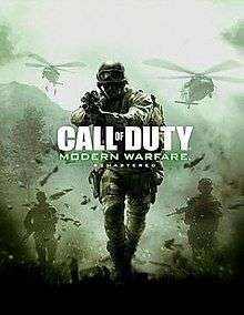 Call of Duty Modern Warfare Remastered PS4 XBox1 £15 @ Game