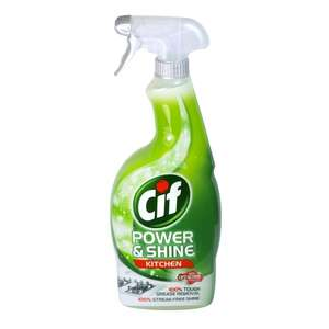 CIF POWER & SHINE KITCHEN 700ML - Only £1 at Heron Foods