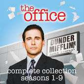 The Office: The Complete Collection (HD) (Season 1-9) @ iTunes - £19.99