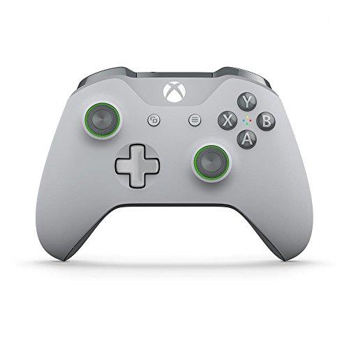 XBox One Wireless Controller Grey/Green £38.37 @ Amazon.fr