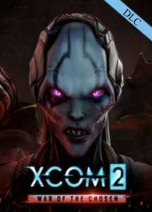 Steam Key - XCOM 2 PC: War of the Chosen DLC (£14.99 - 5%) @ CDKeys