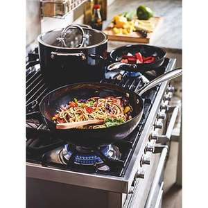Asda George Home Enamel 28cm Frying Pan Instore was £12 For induction & other hob types - £5.93
