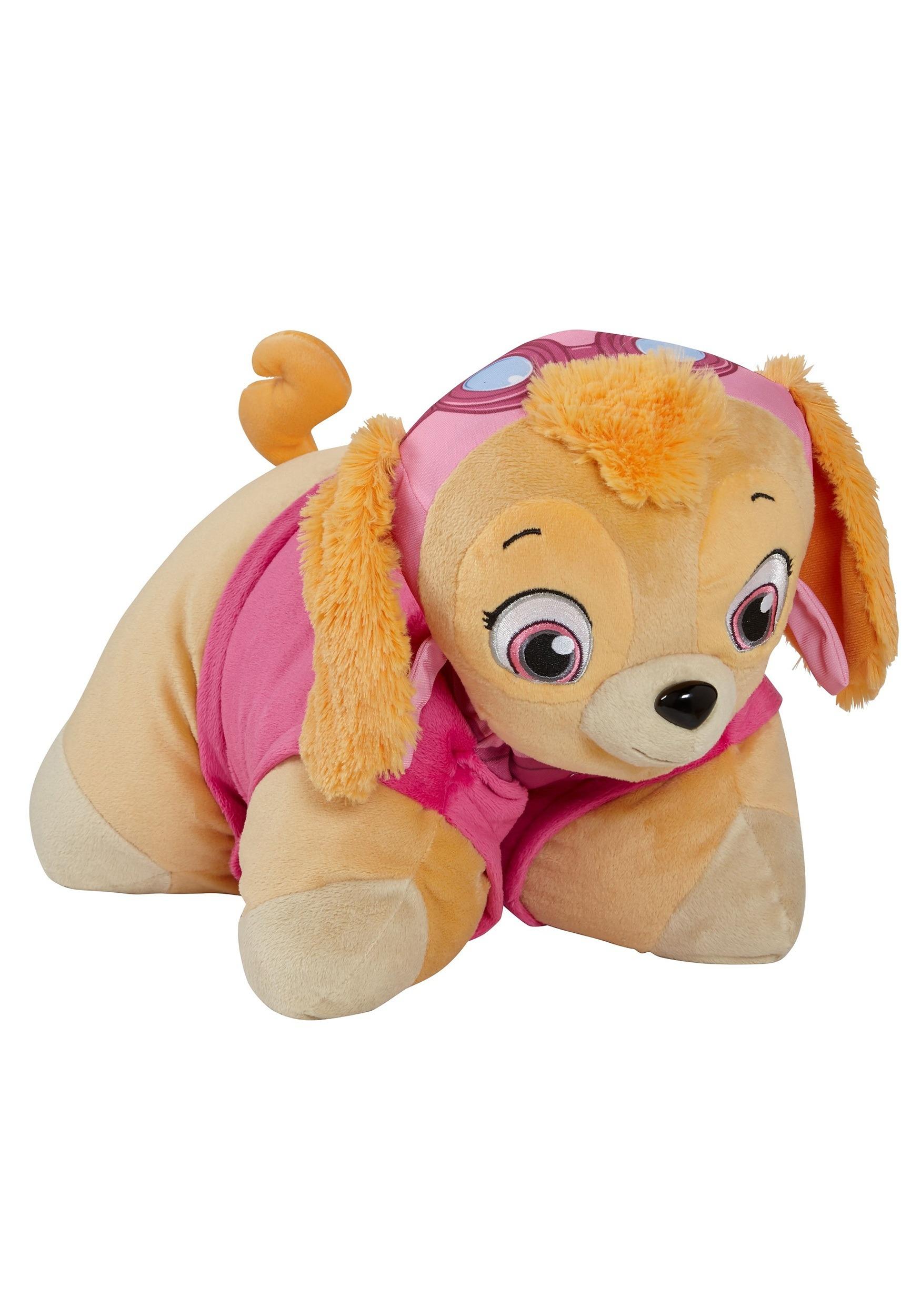Paw Patrol Pillow Pets £5 at Poundland
