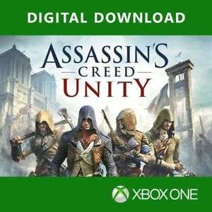 [Xbox One] Assassin's Creed Unity - 39p - CDKeys