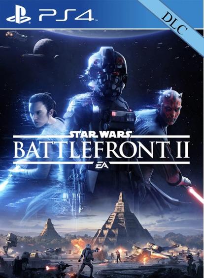 Star Wars Battlefront II 2 - The Last Jedi Heroes PS4 79p @ CDKeys