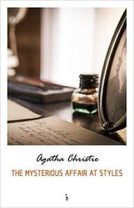 free kindle book - The Mysterious Affair at Styles, by Agatha Christie @ Amazon