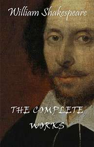 free kindle book - complete Shakespeare (Illustrated) @ Amazon