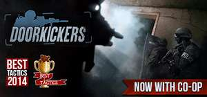 Door Kickers - £2.24 on Steam - Save 85%