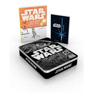 70% OFF, Star Wars 40th Anniversary tin £4.49 was £14.99 @ Debenhams
