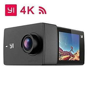 YI Discovery Action Camera 4K Wifi 16 MP @ Amazon - £35.99 (Lightning deal) @ Sold by Seeverything UK and Fulfilled by Amazon