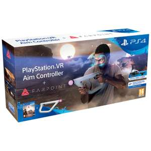 PS VR Aim Controller and Farpoint £44.95 John Lewis