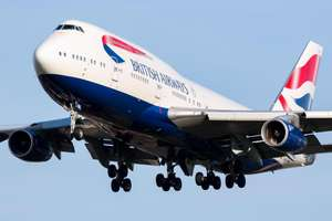 £50 instant discount on BA flights with Amex card application