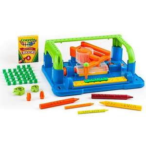 Crayola Crayon Carver £10.50 delivered at Tesco sold by The Entertainer
