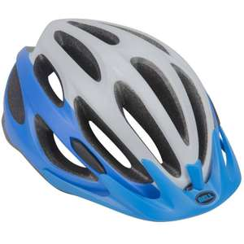 BELL Paradox Mountain Bike helmet - Blue/White, £14.99 from Decathlon